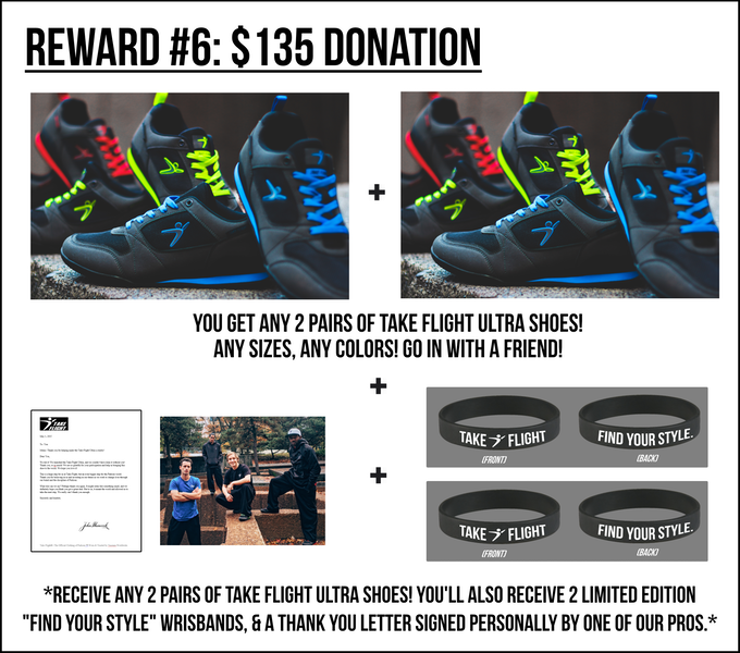 Donate $135 towards our project, and you'll receive this!