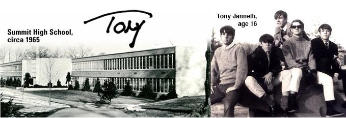 Summit High School and Tony
