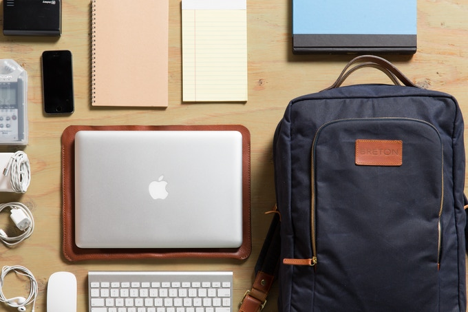Organize and Carry Your Work Essentials in Style
