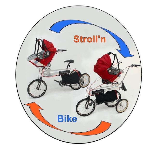 First Stroll'n Bike