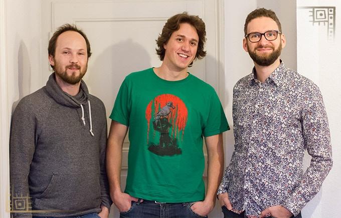 Bastian, Simon & Daniel