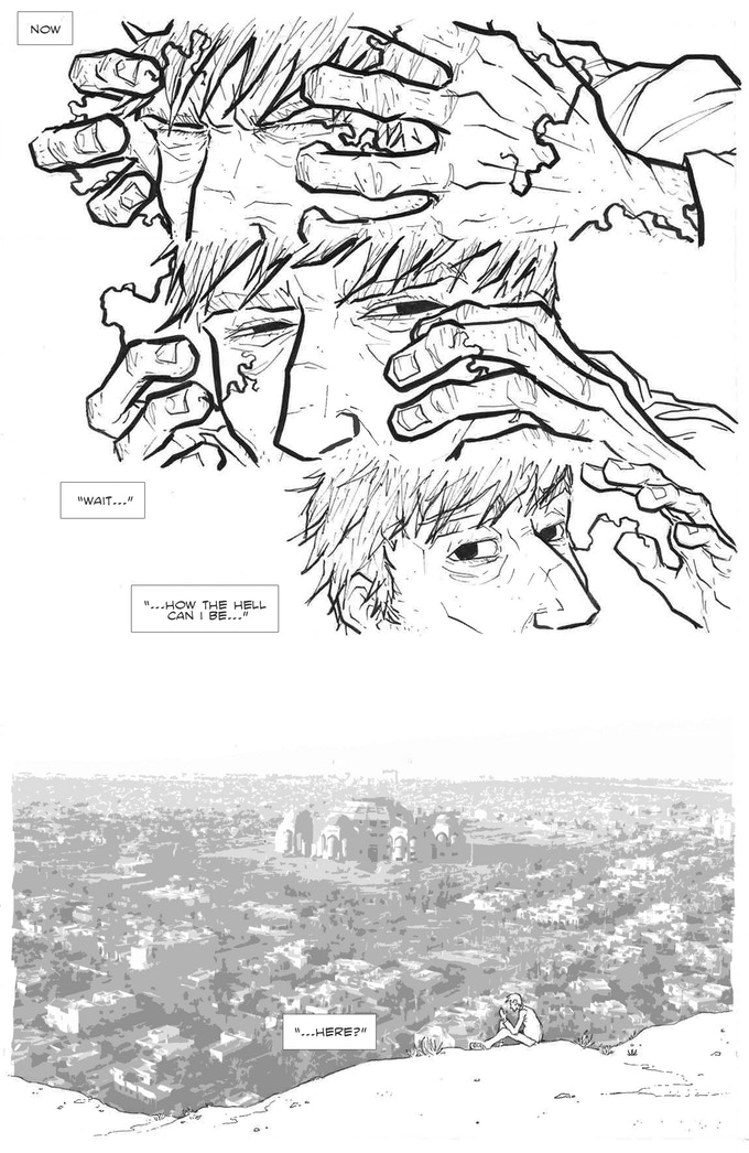 The Anywhere Man by Adam Jack — Kickstarter