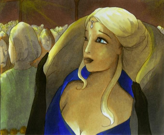 Princess Ezra