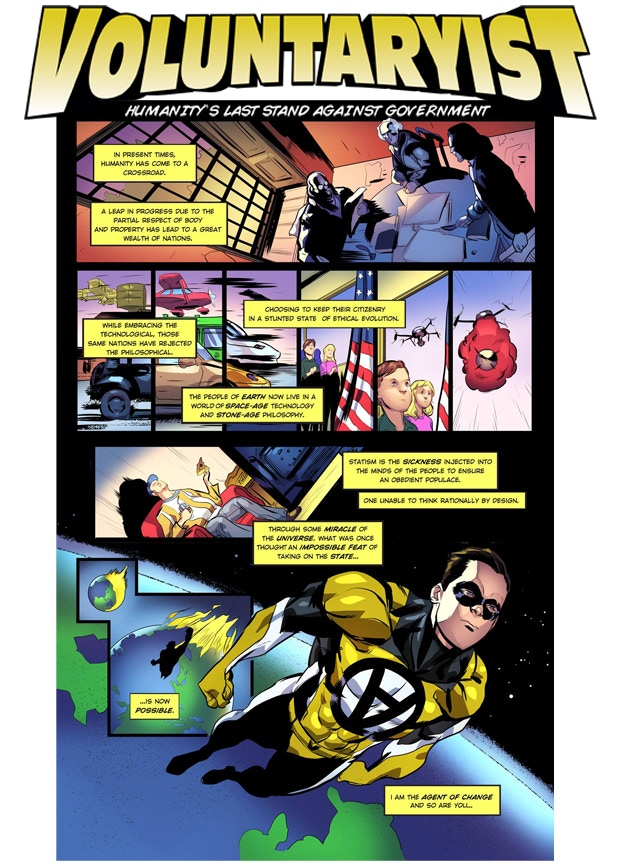 Voluntaryist Preview Page
