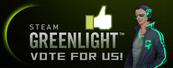 We need your votes on Steam Greenlight!