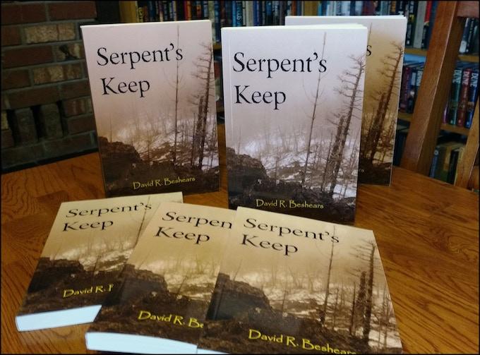 The Serpent's Keep Novel