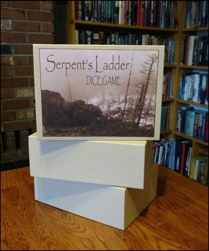 The Serpent's Ladder Dice Game