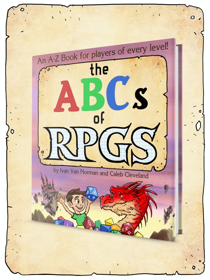 Children S Book Cover Mockup : The abcs of rpgs books and coloring for adults kids