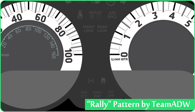 Team ADW Rally concept