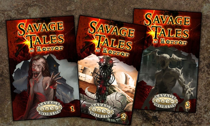 Weird war i savage worlds by shane hensley kickstarter for Bureau 13 savage worlds
