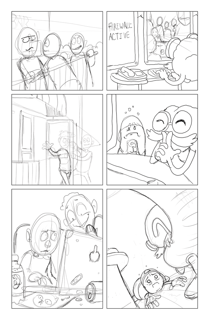 page 5 - first draft in production