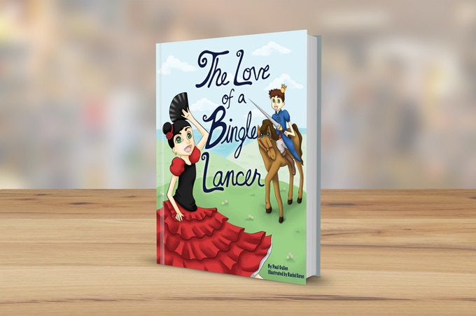 Cover of The Love of a Bingle Lancer.