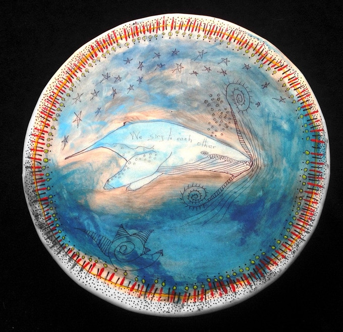 Alan Syliboy Whale Drum