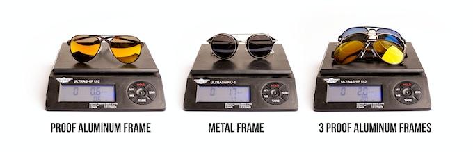 81c31b33b49cd Infinitely Recyclable Aluminum Sunglasses