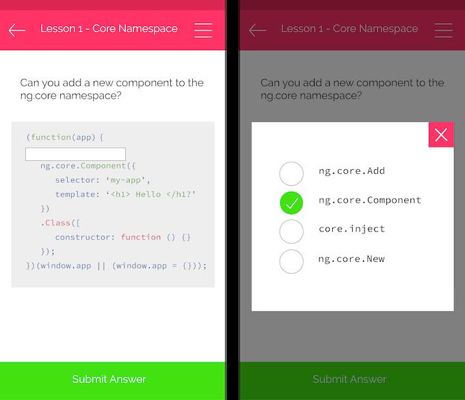 Learn cutting edge technologies such as Angular 2 with Codemurai