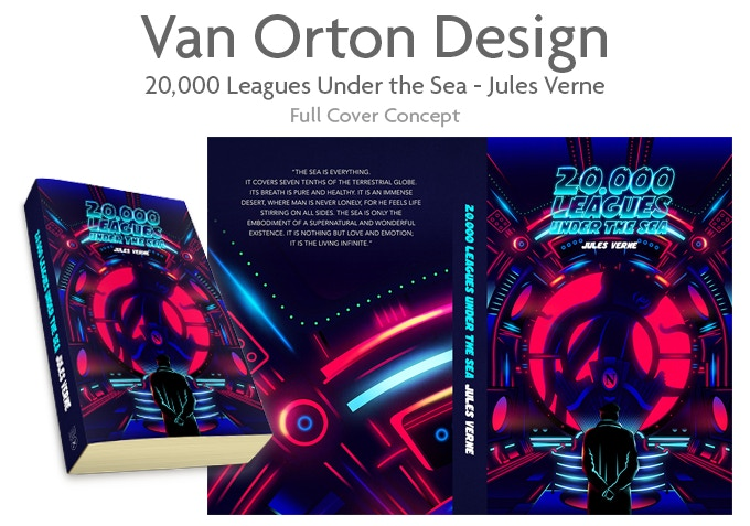 Click to see more art by Van Orton Design