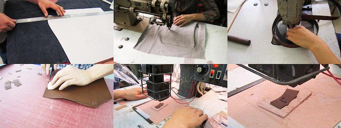 factory sample making