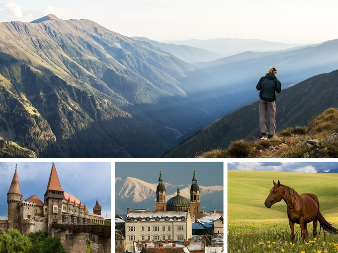 BACK US for a photo tour in the breathtaking Romanian Carpathians (see Rewards)