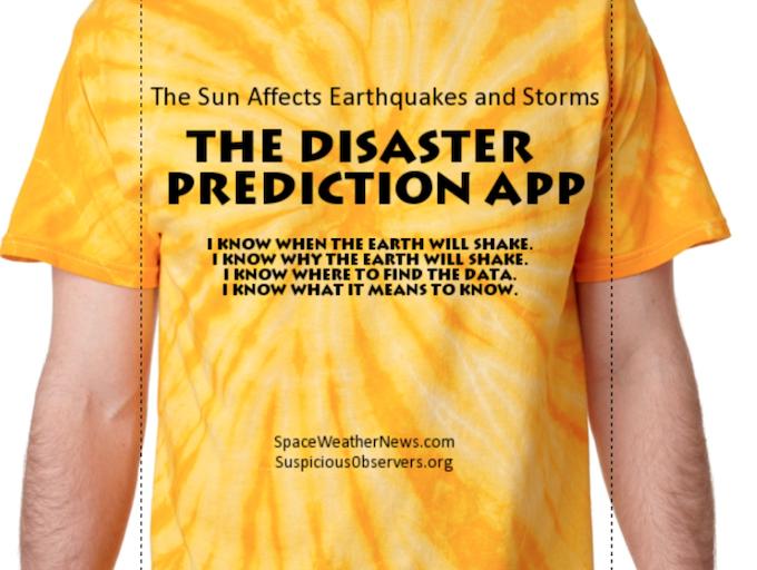Disaster App T-Shirt