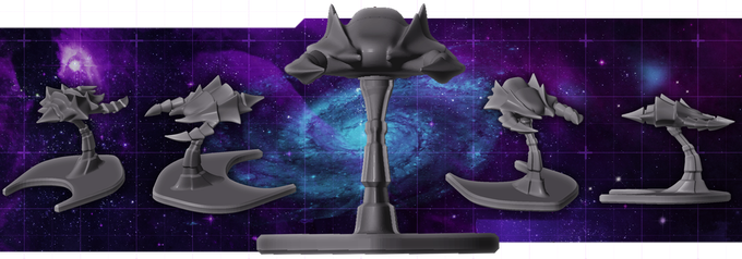 """The """"Living Starship"""" NPC, included with the Premium version (designed by Charles Oines)"""