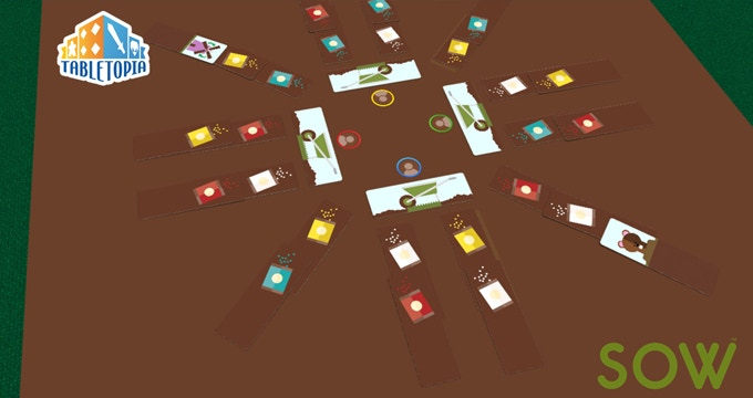 Tabletopia User? TRY SOW NOW!