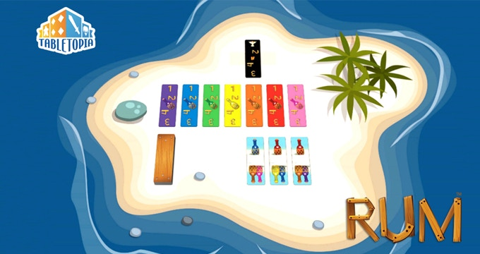 Tabletopia User? TRY RUM NOW!