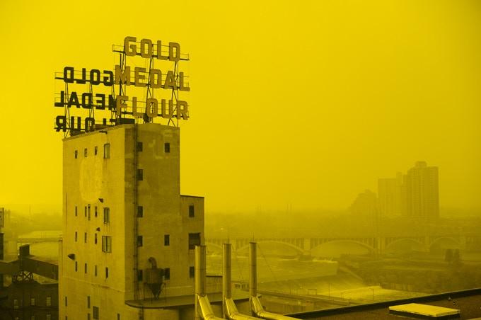 Minneapolis by Rita Farmer