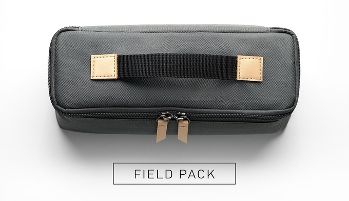 Field Pack perfect for a lens or additional accessories