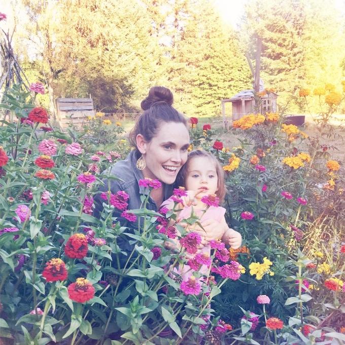 The Chittle Homestead Flowers Garden