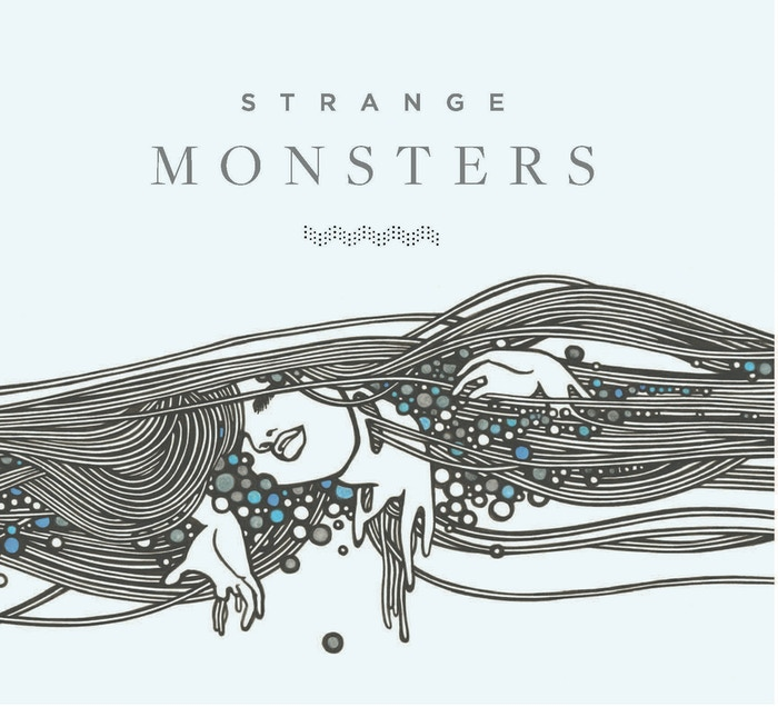 Strange Monsters is a music and words collaboration of imaginative fiction and poetry set to original contemporary jazz.