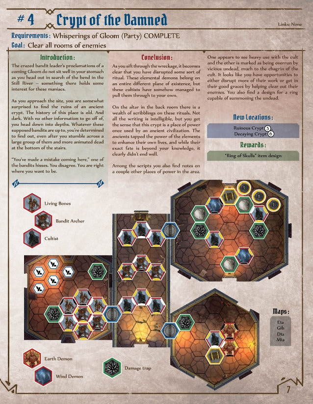 Gloomhaven by Isaac Childres » A Hopeful Scenario: Post