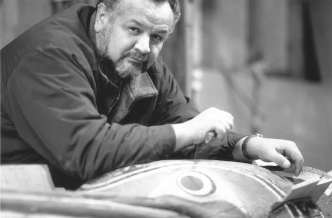 Bill Henderson, carver