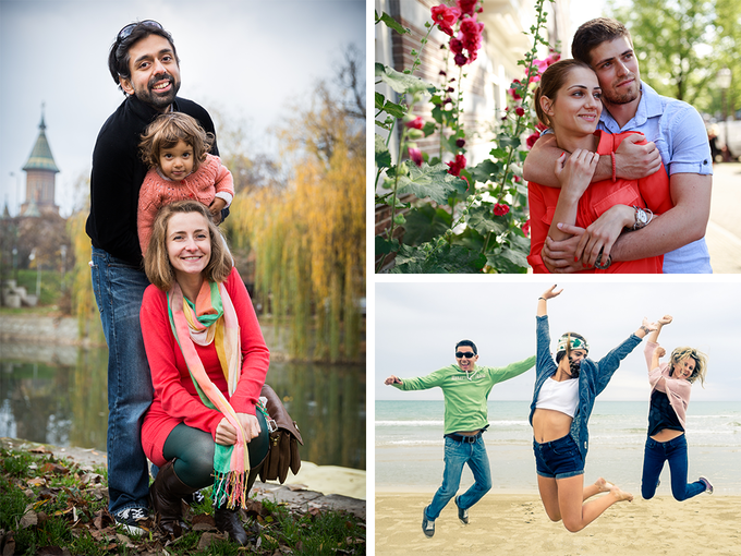 Selfies are not cool any more. Find a local photographer for your next vacation!