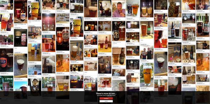 Angler's Pint Owners Share Their First Pour Pictures #AnglersPint #FirstPour