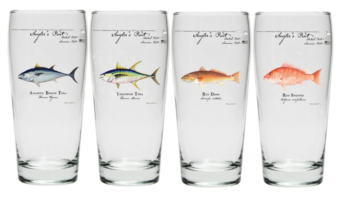 Stretch Goals Will Include the Next Saltwater Angler's Pint!