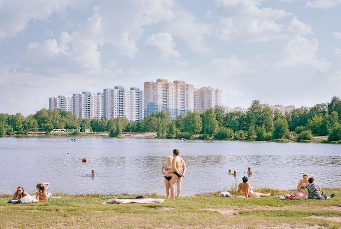 Nizhny Novgorod by Egor Rogalev
