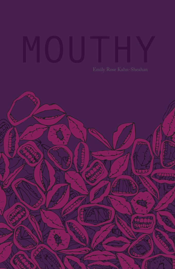 Mouthy Front Cover