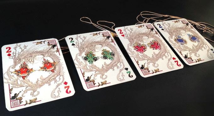 diamond deck 4 suits