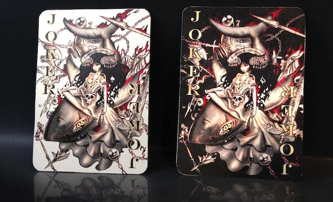 diamond deck Joker set