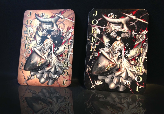 Ancient edition Joker set