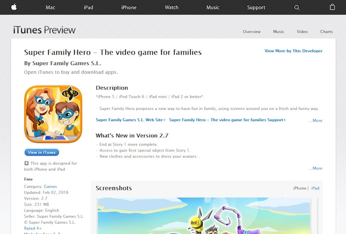 Already available in AppleStore ang GooglePlay Store