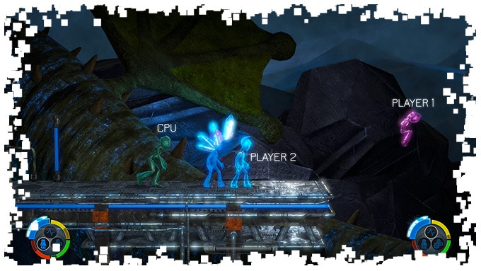 Cooperative multiplayer