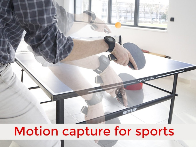 Use the motion capturing sensors inside Hexiwear to track your movements and analyze the data gathered in the cloud