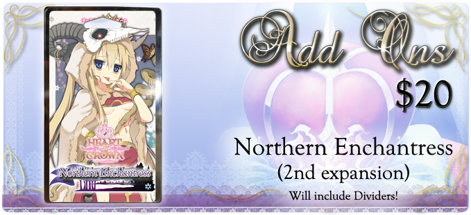 Northern Enchantress Expansion