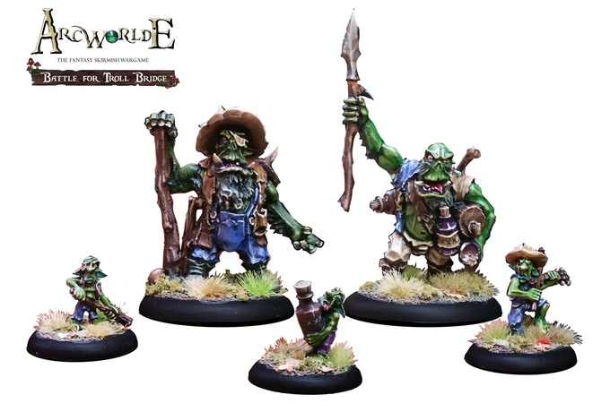 """Mad-Eye"" Muldoon's Bayourks - painted by Joe Karame"