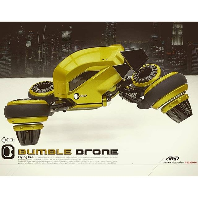 Bumble Drone