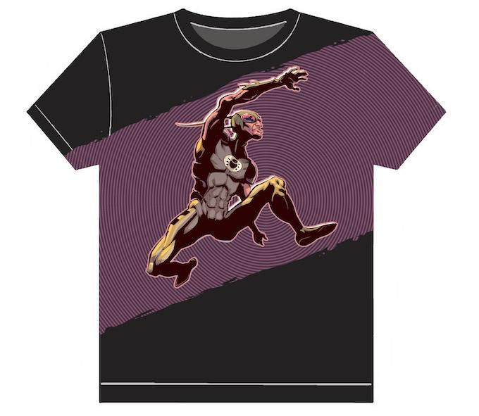 T-shirt reward - Bug-Boy!