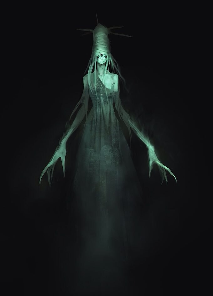 Haunter's Ghost Class