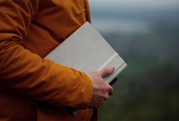 Every Mind Journal comes with a stunning case for protection & privacy