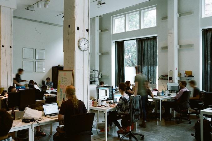 PIE startups hard at work
